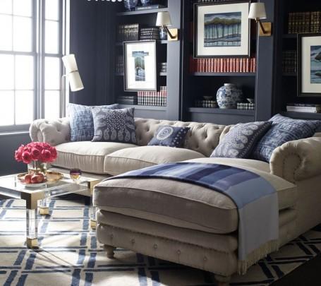 10 نصائح لاختيار الأريكة المثالية  لغرفة جلوسك