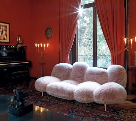 أريكة عصرية غريبة 3