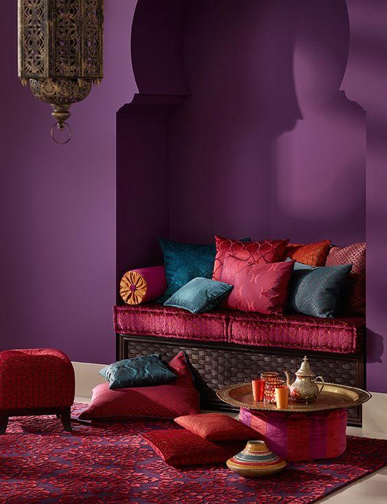أريكة 2 1 ديكورات عربية في غاية الفخامة لمنزلك