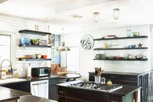 أضيفي الحيوية الى تصميم المطبخ بطرق مبتكرة
