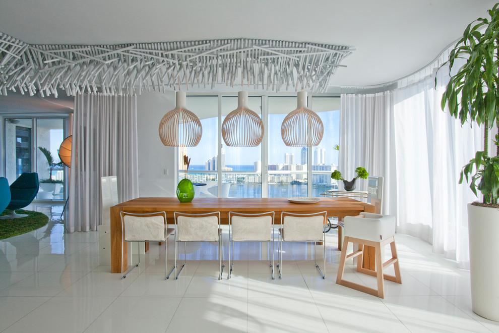 تصميم غرفة سفرة مودرن ديكورات منازل رائعة من الداخل