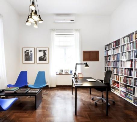 تصميم-غرفة-مكتب