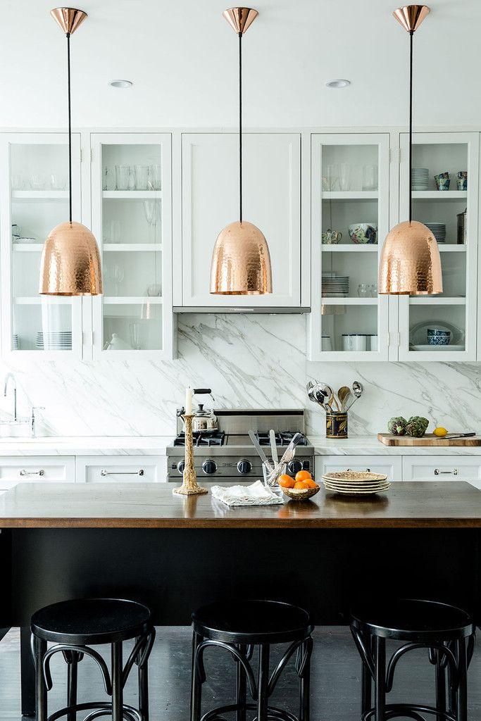 جدار مطبخ رخامي 1 5 أفكار متميزة لتزيين جدران مطبخك