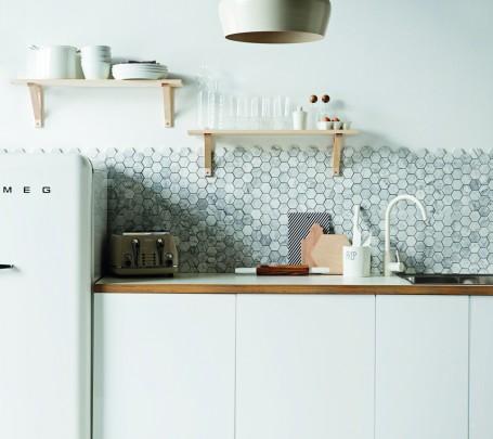 جدار مطبخ رخامي 2