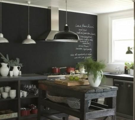 جدار مطبخ سبورة