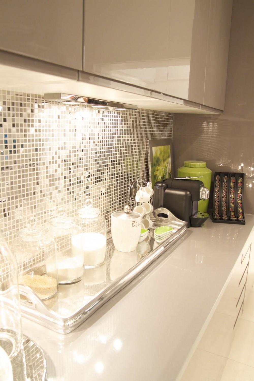 جدار مطبخ موزاييك 1000x1500 5 أفكار متميزة لتزيين جدران مطبخك