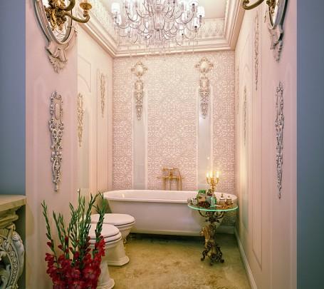 حمام بأبليكات للحوائط 2