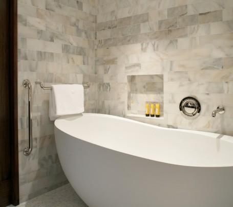 حمام رخام فخم 15