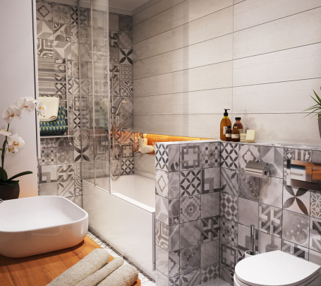 حمام صغير 1