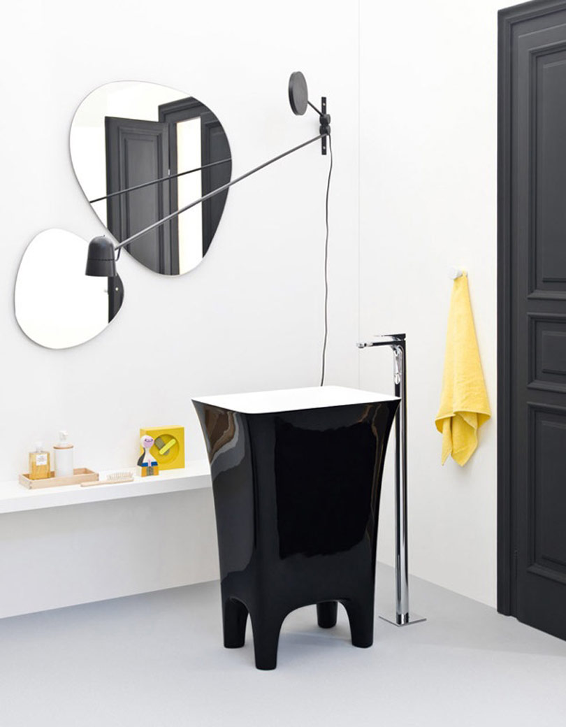 حمام غير تقليدي 5 حمامات إيطالية بتصميمات غير تقليدية