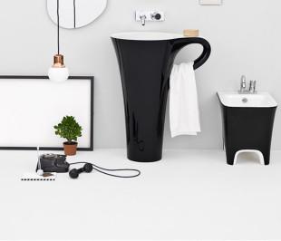 حمامات إيطالية بتصميمات غير تقليدية