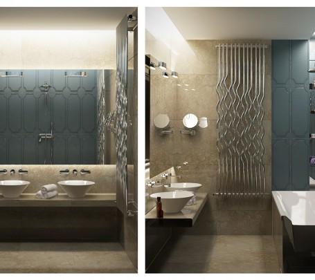 حمام مودرن 2