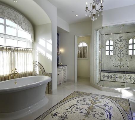 حمام موزاييك 2