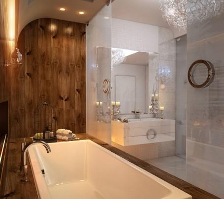 حمام يتميز بالفخامة 2