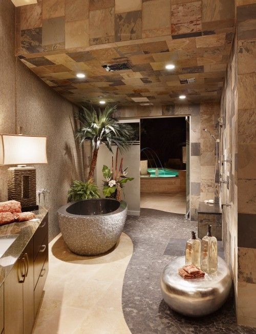 حمام 18 ديكورات حمامات في غاية الأناقة