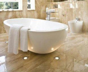 ديكورات حمامات في غاية الأناقة