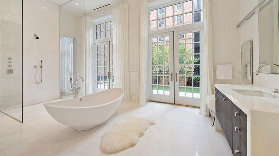 حمام 28 شاهدي أناقة منزل النجمة جينيفر لوبيز (Jennifer Lopez)