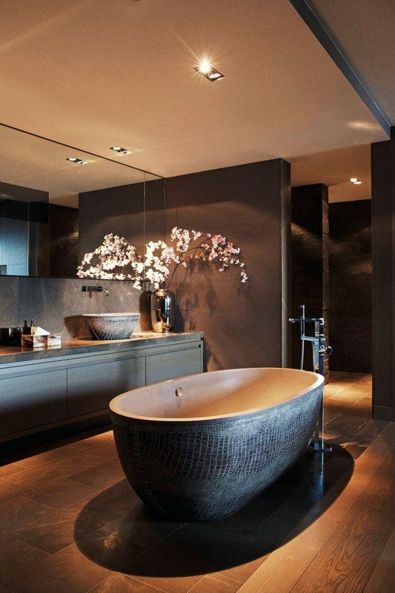 حمام 7 ديكورات حمامات في غاية الأناقة
