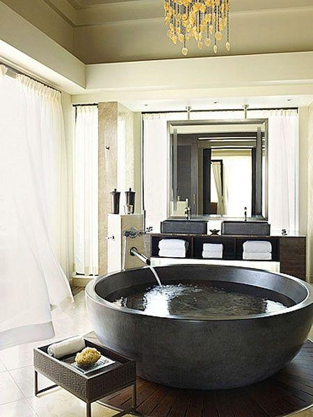 حمام 8 ديكورات حمامات في غاية الأناقة