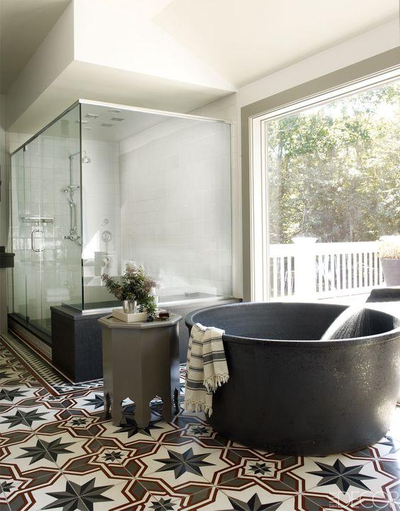 حمام 9 ديكورات حمامات في غاية الأناقة