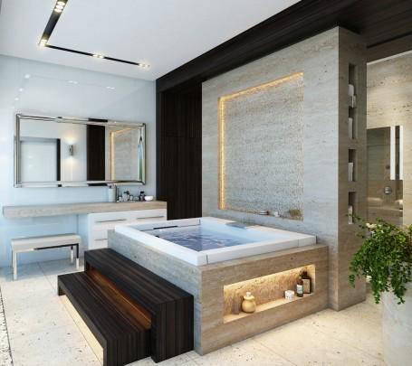 حوض استحمام 1