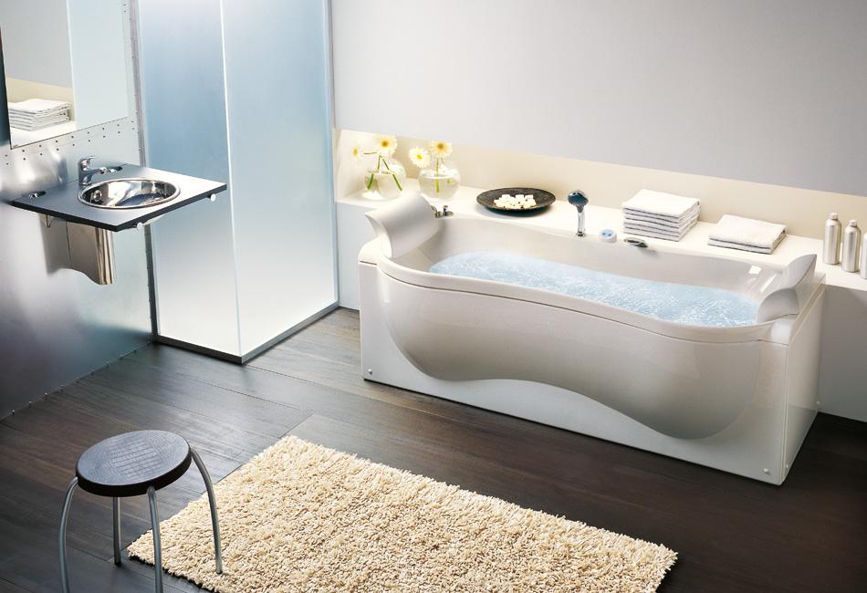 حوض استحمام 11 أحواض استحمام فريدة لهواة الرفاهية