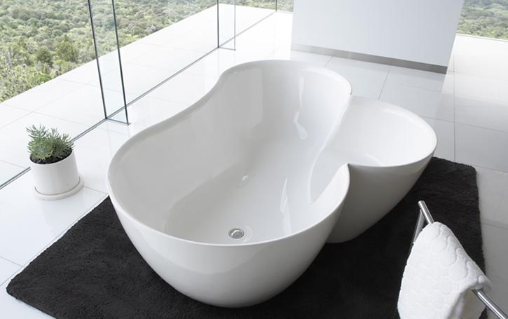 حوض استحمام 12 أحواض استحمام فريدة لهواة الرفاهية