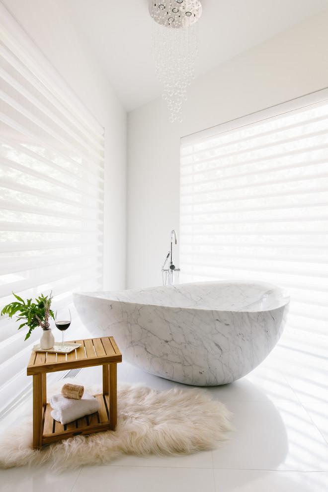 حوض استحمام 8 أحواض استحمام فريدة لهواة الرفاهية