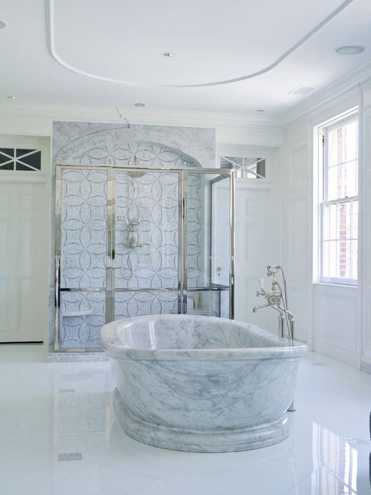 حوض استحمام 9 أحواض استحمام فريدة لهواة الرفاهية