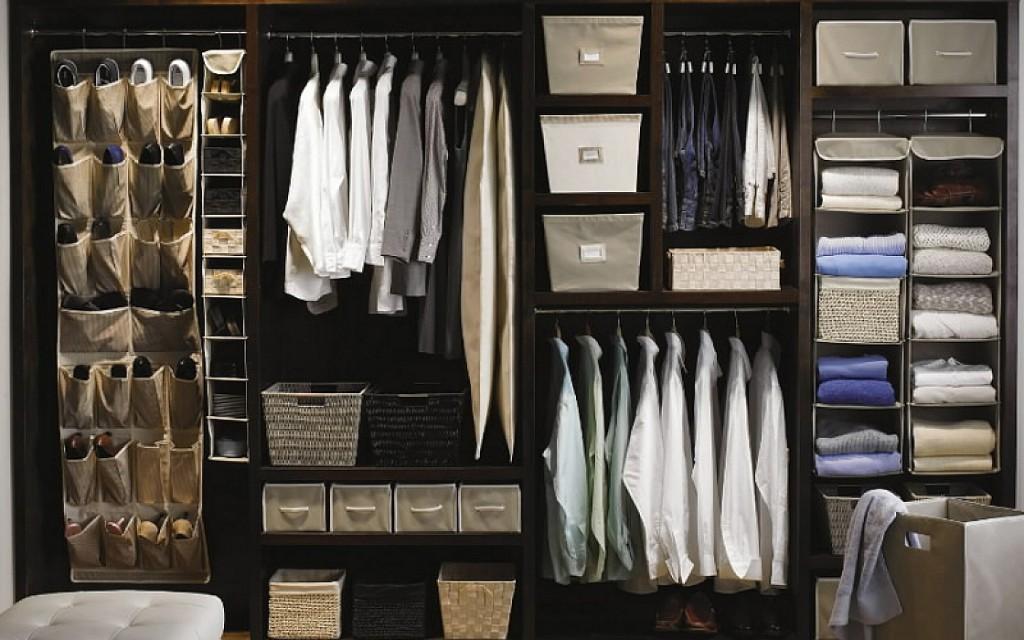 دولاب منظم 3 7 أفكار ممتازة  لخزانة ملابس منظمة دائمًا