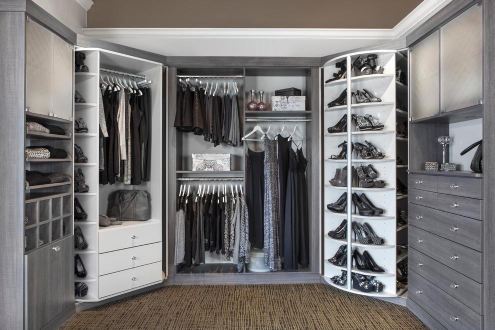 دولاب منظم 6 7 أفكار ممتازة  لخزانة ملابس منظمة دائمًا