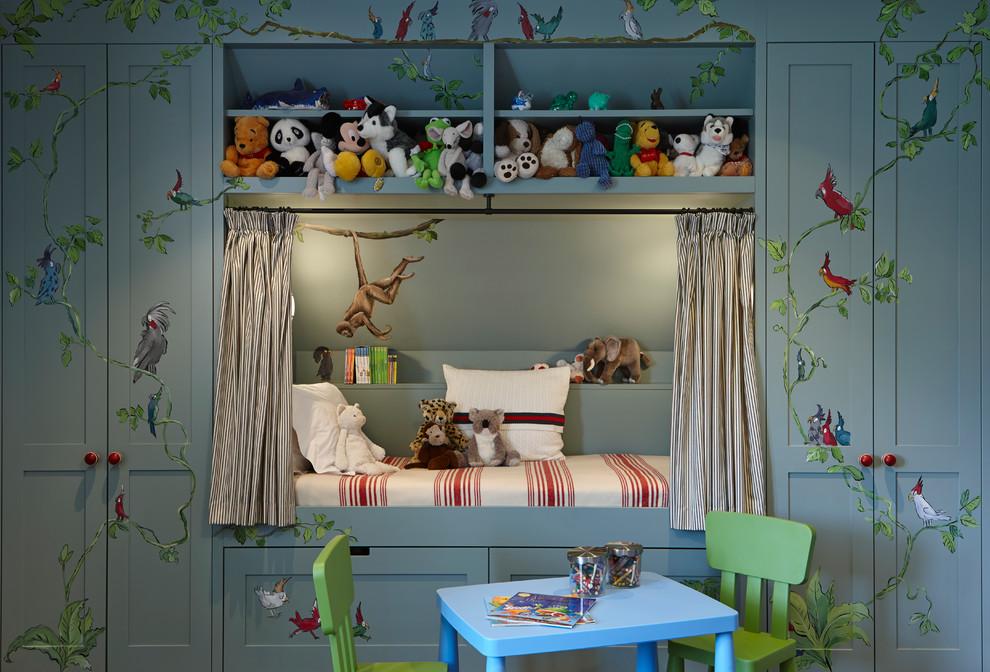 ديكورات من الألعاب 1 كيف تحولين الألعاب لديكور رائع في غرف نوم الأطفال