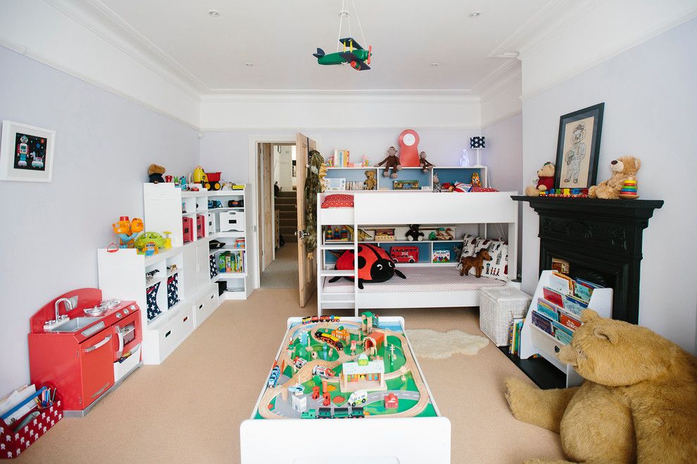 ديكورات من الألعاب 14 كيف تحولين الألعاب لديكور رائع في غرف نوم الأطفال