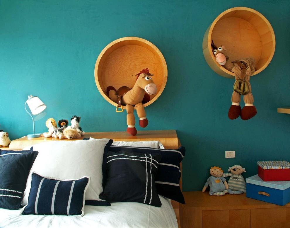 ديكورات من الألعاب 3 كيف تحولين الألعاب لديكور رائع في غرف نوم الأطفال