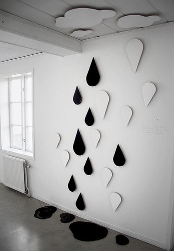 ديكور ثلاثي الأبعاد تصاميم جدران منازل لهواة الديكورات الجريئة