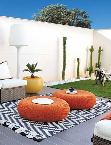 رووف 9 أفكار تصاميم جلسات على أسطح المنازل