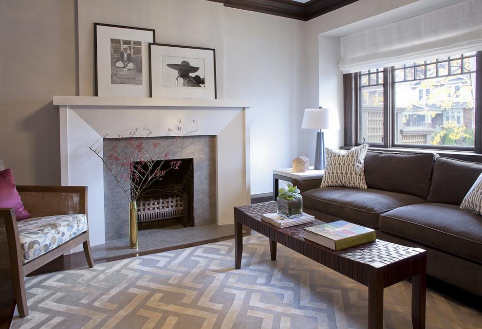 سجادة بألوان حيادية 8 نصائح هامة لاختيار سجاد يزيد من أناقة وفخامة المنزل