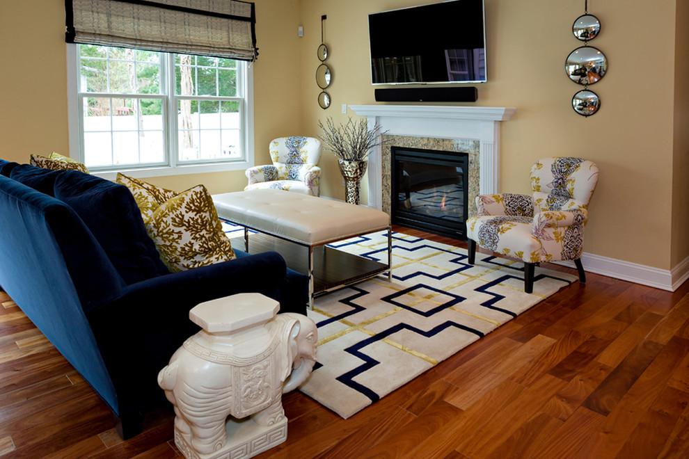 سجادة تظهر الأرضية 8 نصائح هامة لاختيار سجاد يزيد من أناقة وفخامة المنزل