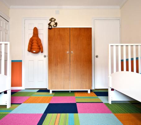 سجادة غرفة أطفال