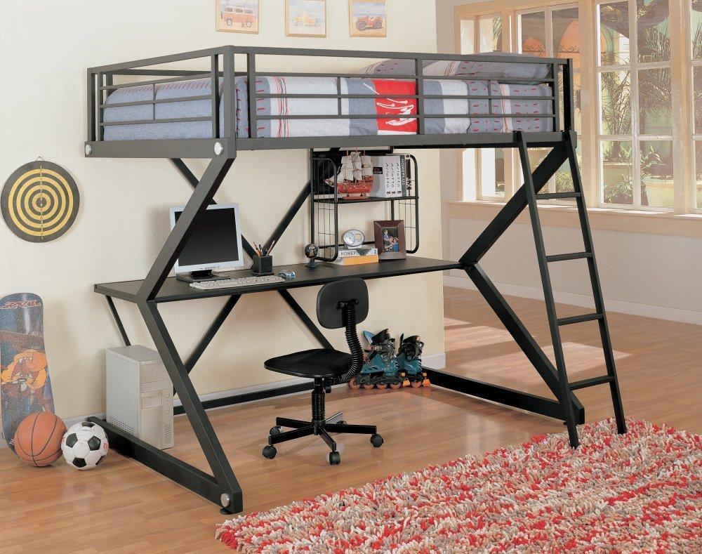 سرير أطفال عملي 1 أفكار رائعة لأثاث عملي ومتعدد الأغراض في غرف نوم الأطفال