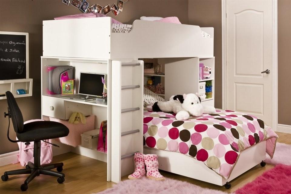 سرير أطفال عملي 10 أفكار رائعة لأثاث عملي ومتعدد الأغراض في غرف نوم الأطفال