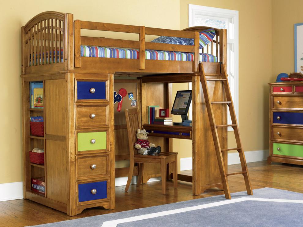 سرير أطفال عملي 11 أفكار رائعة لأثاث عملي ومتعدد الأغراض في غرف نوم الأطفال