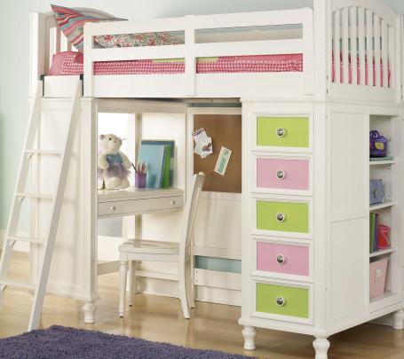 سرير أطفال عملي 12
