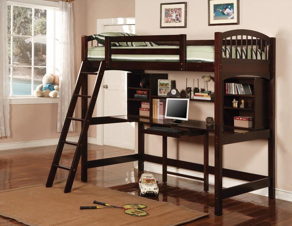 سرير أطفال عملي 5 أفكار رائعة لأثاث عملي ومتعدد الأغراض في غرف نوم الأطفال