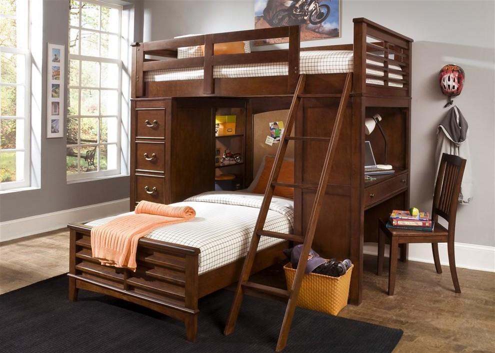سرير أطفال عملي 7 أفكار رائعة لأثاث عملي ومتعدد الأغراض في غرف نوم الأطفال