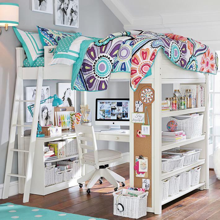 سرير أطفال عملي 8 أفكار رائعة لأثاث عملي ومتعدد الأغراض في غرف نوم الأطفال