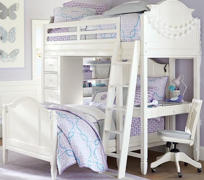 سرير أطفال عملي 9 أفكار رائعة لأثاث عملي ومتعدد الأغراض في غرف نوم الأطفال