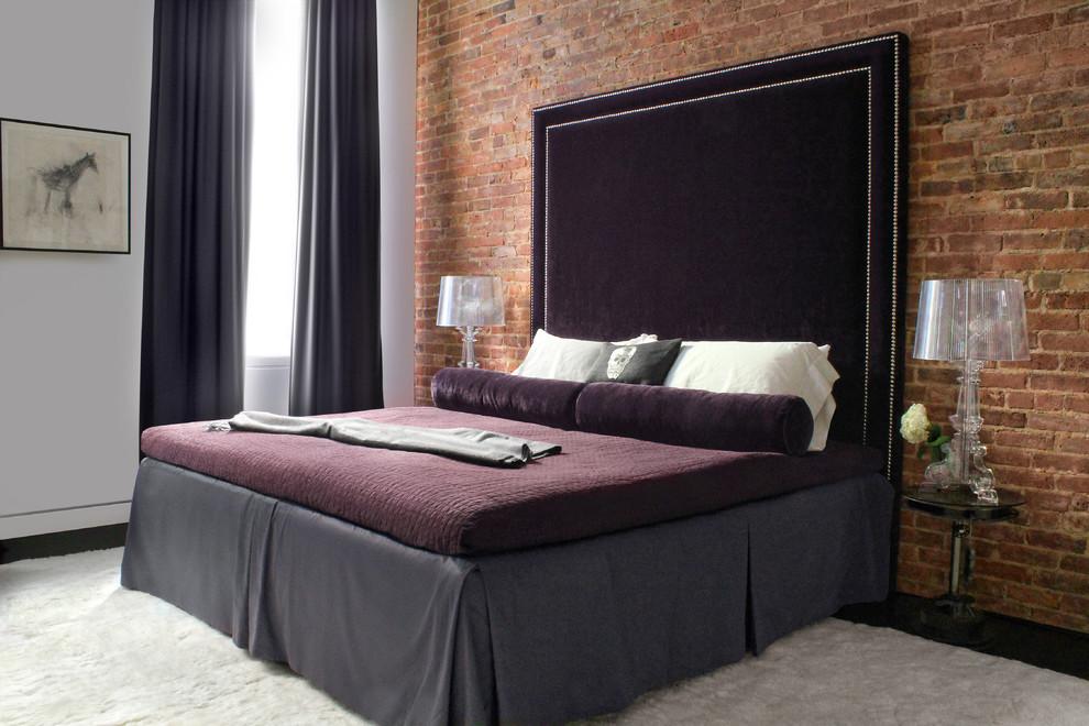 سرير بظهر عالي أنيق 1 السرير ذو الظهر العالي: لمسة أناقة وفخامة في غرفة النوم