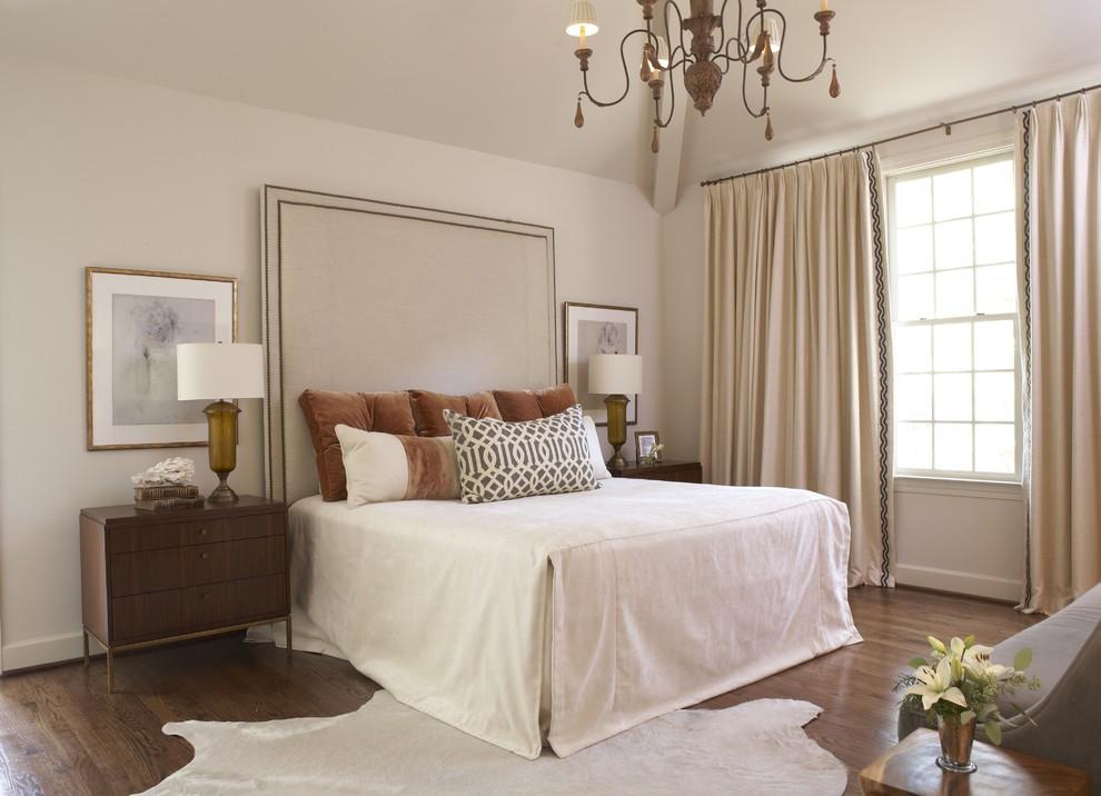 سرير بظهر عالي أنيق 3 السرير ذو الظهر العالي: لمسة أناقة وفخامة في غرفة النوم