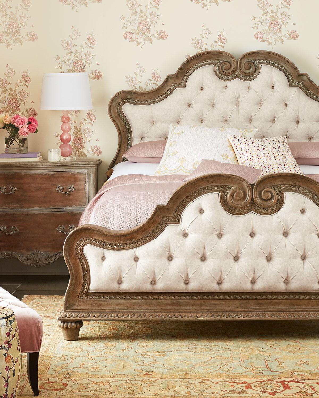سرير كابيتونيه 11ا 1200x1500 سرير كابيتونيه 11ا